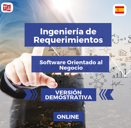 Course Image Ingeniería de Requisitos (demo)