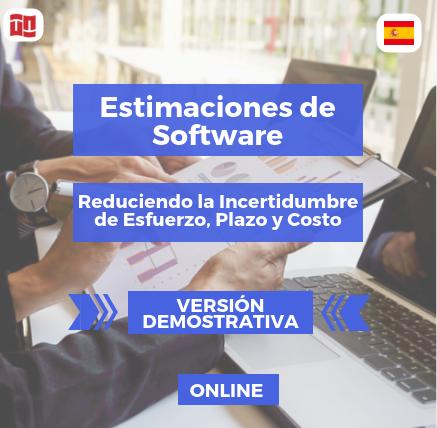 Course Image Estimaciones de Software (demo)