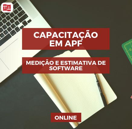 Course Image CAPF: Capacitação em Medição e Estimativa de Software (T1)